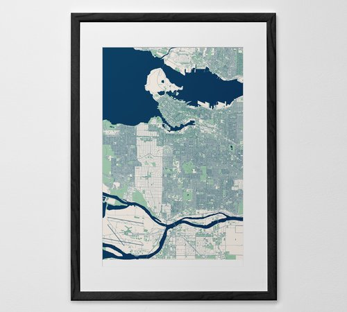 Personalized map print poster or canvas posterhaste gumiabroncs Images